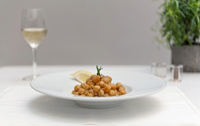 Chickpeas from Sifnos